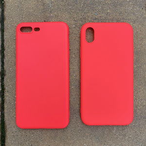 Other - ❤️ Red iPhone Case slim 7 8 Plus X XS XR Max ❤️